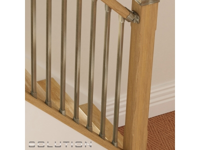 solution stair spindles